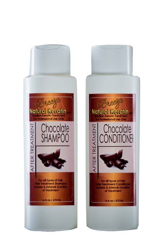 Kit de Mantenimiento de Chocolate & serum de 2oz